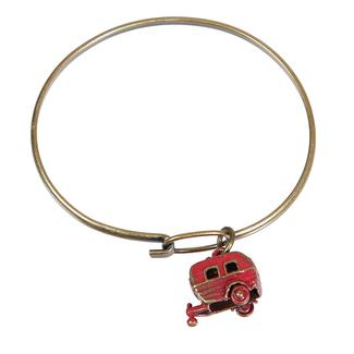 Travel Theme Bracelets, Camper, Cherry
