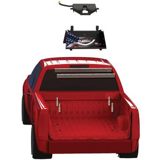PullRite ISR Series SuperRail 5th Wheel Hitch Mounting Kits, Ford