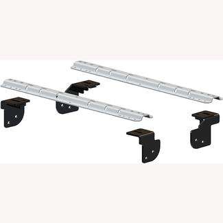 Pullrite Industry Standard Rail Custom Mounting kit for 2016-2017 Chevy 2500 & 3500