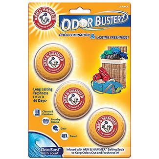 Arm & Hammer Odor Busterz, 3 Pack