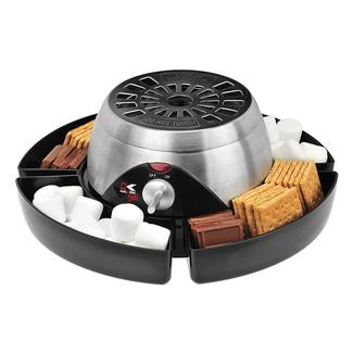 2-in-1 S'mores/Chocolate Fondue Maker
