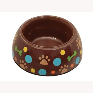 Paw Print Pet Bowl