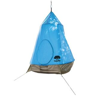 TreePod Hanging Treehouse, Blue