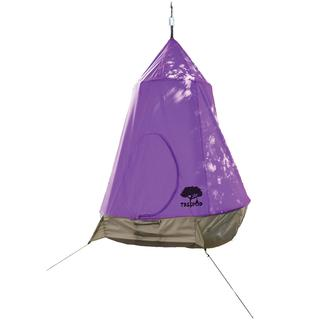 TreePod Hanging Treehouse, Purple