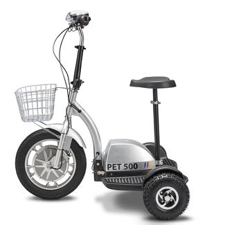 PET PRO FLEX 500 Electric Mobility Scooter