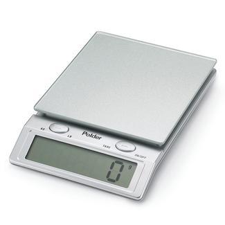 Digital Glass Top Scale