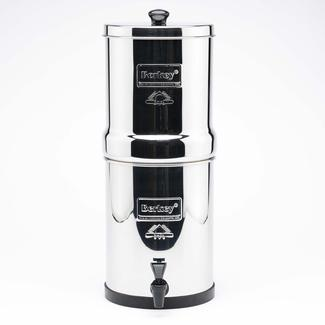 Travel Berkey System (1.5 Gallon)