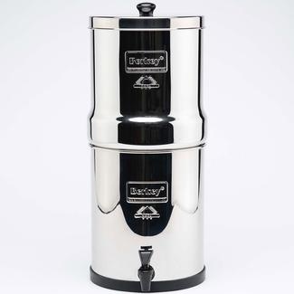 Big Berkey, 2.25 Gallon Water Purifier with 2 Filters