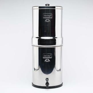 Imperial Berkey, 4.5 Gallon Water Purifier with 2 Filters