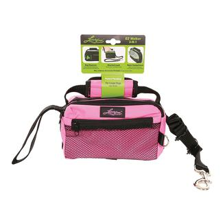 Leash Gear™ 3-in-1 Pet Leash, Large, Pink