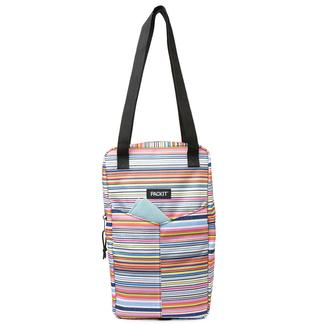 Double Wine Bag, Stripes