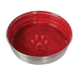 Le Bol™ Pet Food Bowl, Red