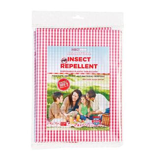 Insect Repellent Tablecloth