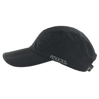 Fitkicks Folding Cap, Black