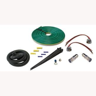 LED Taillight Wiring Kit for Towed Car