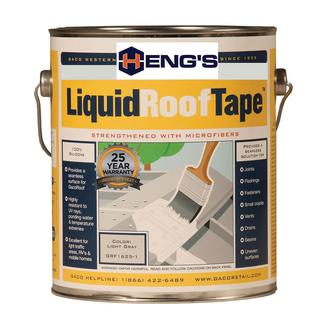 Heng's LiquidRoofTape Liquid Seam Sealer, 1 Gallon