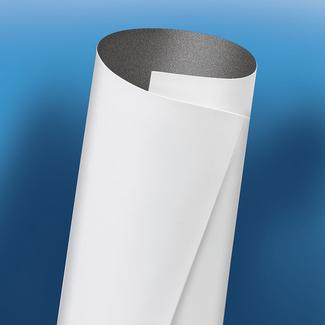 Dicor EPDM Roof Membranes for Slideouts, 4.6' x 16', White