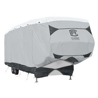 Classic Accessories SkyShield Deluxe Tyvek 5th Wheel Trailer Cover, 20'-23'