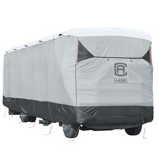 Classic Accessories SkyShield Deluxe Tyvek RV Class A Cover, 28'-30'