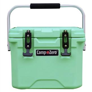 Camp Zero 10L Cooler, Green