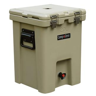 Camp Zero 20L Beverage Cooler, Beige