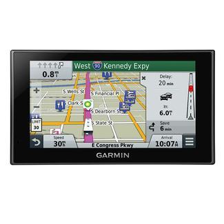 """Garmin RV660LMT 6"""" GPS Navigation System"""