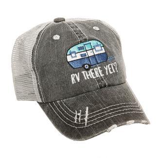 Kids' RV There Yet? Trucker Cap