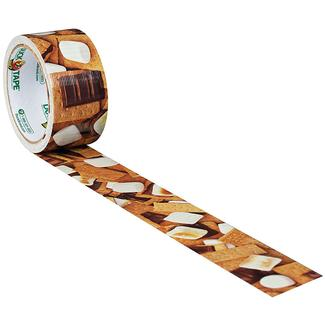 Printed Duck Tape, S'mores