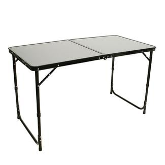 4' Centerfold Table