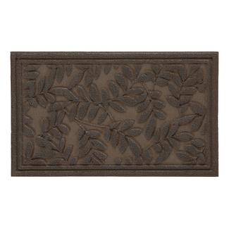 Leaves Impression Rubber Mats, 18