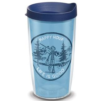 Tervis® Tumblers, Life is Good Happy Hour, 16 oz.