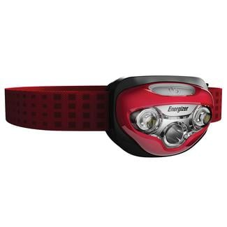 Energizer HD + LED Headlight, Red