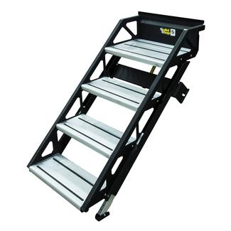 "SolidStep™ RV Steps, 28"" Quad Step"