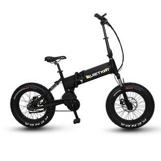 QuietKat F750-IBB Folding Electric Mountain Bike