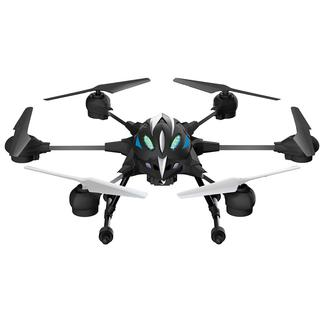 Riviera RC Pathfinder Hexacopter Wi-Fi Drone with 3D App, Black