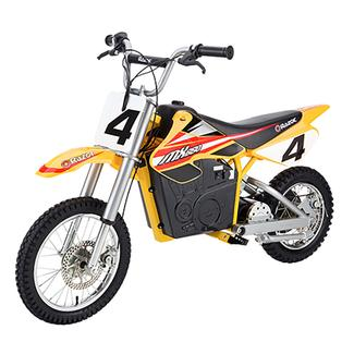 Razor MX650 Dirt Rocket, Yellow