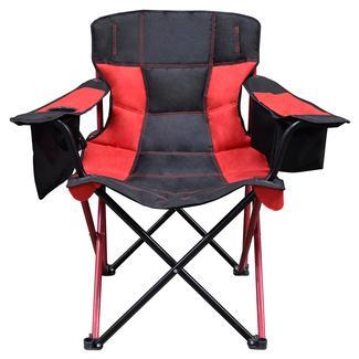 Elite Quad Chair, Cherry Red