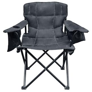 Elite Quad Chair, Solid Black