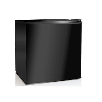 Equator-Midea 1.1 cu. ft. Mini Freezer, Black