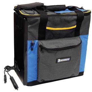 Michelin 12V Hybrid Cooler&#x2f&#x3b;Warmer, 24 Can Capacity