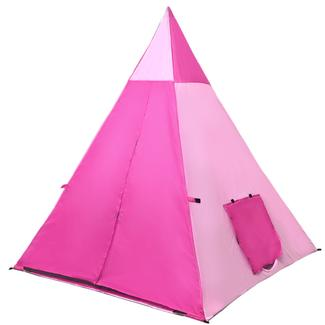EasyGo Outdoor-Indoor Tee Pee Tent, Pink