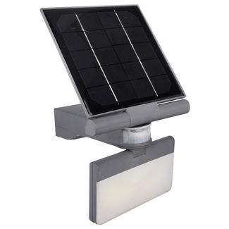 100 LED Motion Activated Solar Spotlight, 600 Lumens