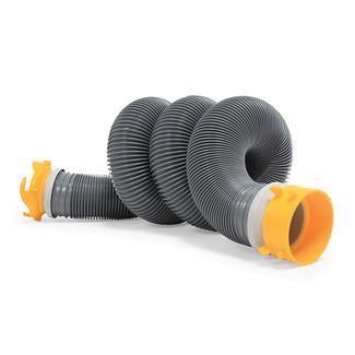 Sewer Hose Extension, Mega 10'L