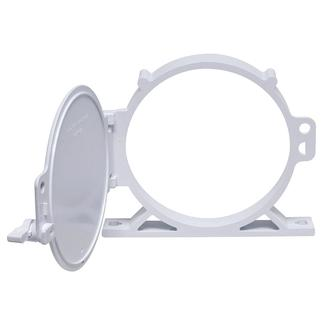 EZ Hose Carrier Replacement End Cap, White