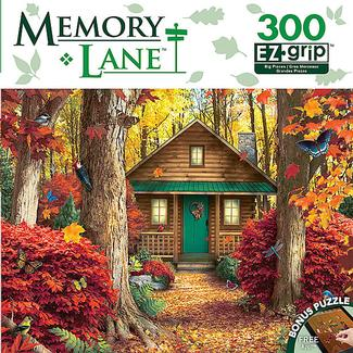 Memory Lane E-Z Grip 300 Piece Puzzle