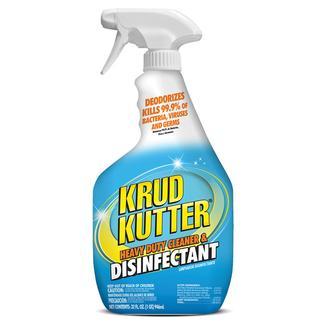 Krud Kutter Heavy Duty Cleaner & Disinfectant, 32 oz. Spray