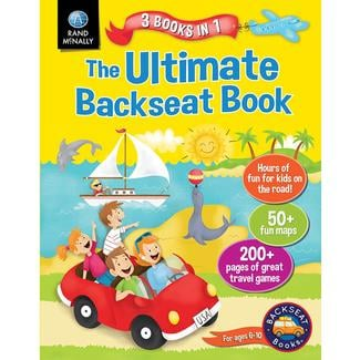 Ultimate Backseat Book