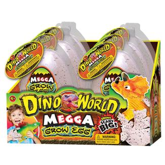 Dino Megga Grow Egg
