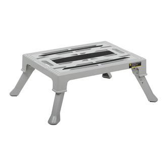 Heavy Duty Aluminum Platform Step