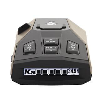 Cobra Radar&#x2f&#x3b;Laser Detector, Voice Alert